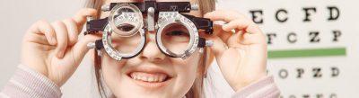 οφθαλμίατρος για παιδιά